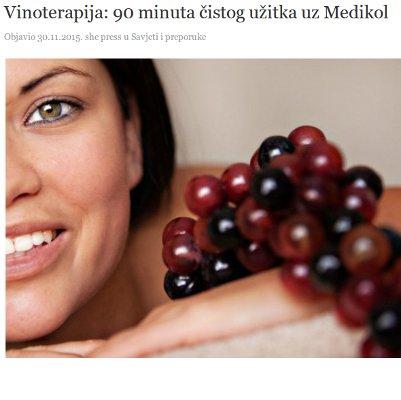 vinoterapiiija